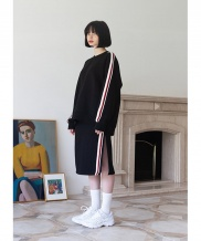 [TARGETTO] TAPE SWEAT SHIRT