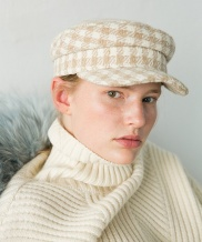 [AWESOME NEEDS] CLASSIC MARINE CAP_WOOL