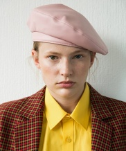 [AWESOME NEEDS] CLASSIC BERET_LEATHER