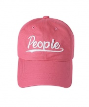 [ORDINARY PEOPLE] people logo ball cap
