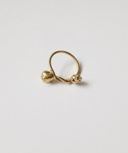 [Vi/Ve] Nuts Flower Ring (horizontal)