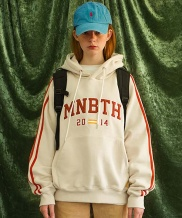 [MAINBOOTH] 8F MNBTH Hood T-shirt