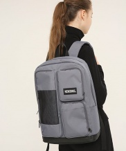 [NEIKIDNIS] MESH SQUARE BACKPACK