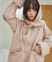 [Sorry, Too Much Love] Windy Long Hood Jacket