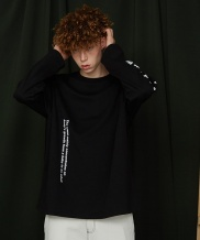 [UMM] P.O.G-ANDY LONG SLEEVE-T