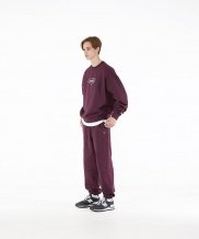 [SSRL®] basic sweat pants