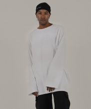 [EGO TRIP] LAYERED LONG TEE