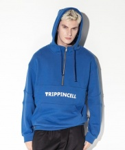 [TrippinCeLL] Trippin Zipup Hoodie