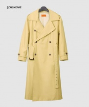 [DUCKDIVE] O.S.L TRENCH COAT
