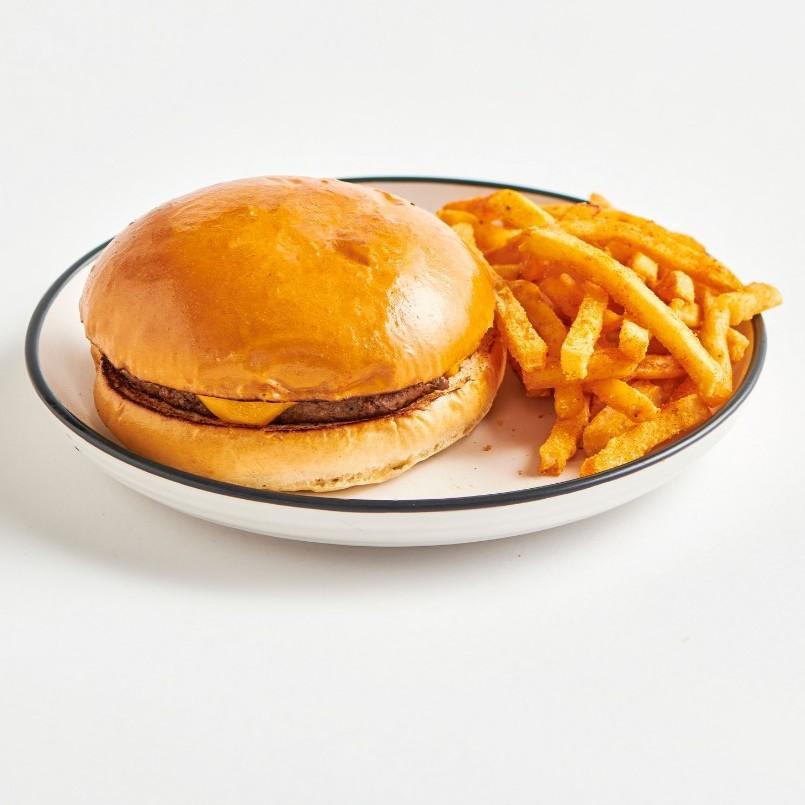 Jnr Beef Burger