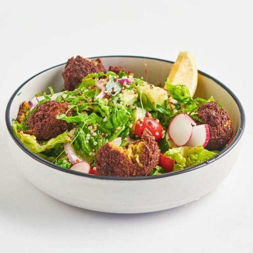 Harley Quinoa Salad