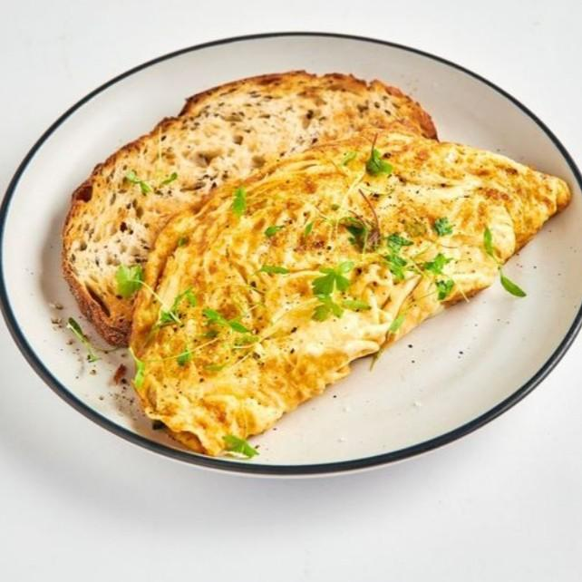Veggie Omelette (Available 7:00AM - 11:30AM)