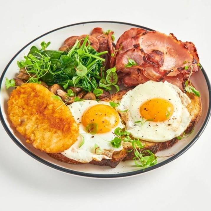 Piccolo Me Big Breaky (Available 7:00AM - 11:30AM)