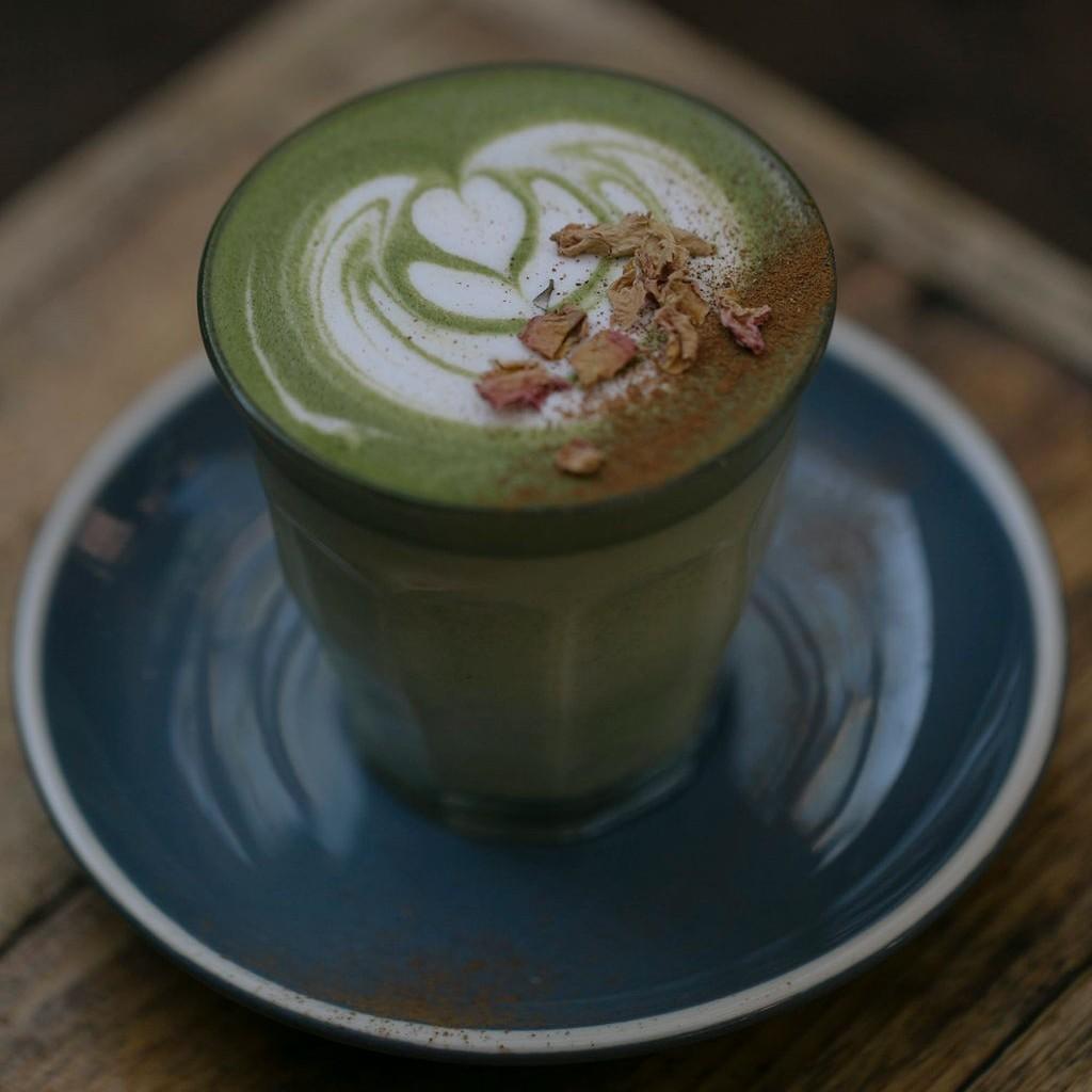 Matcha Latte - Reg