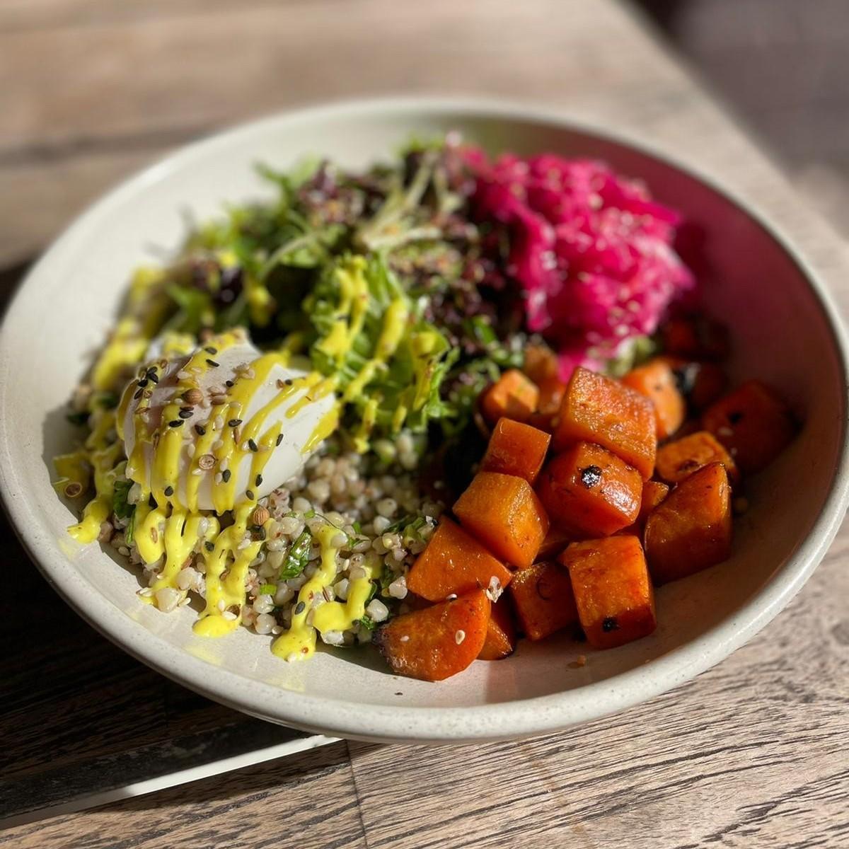 Wholefoods Breaky Bowl