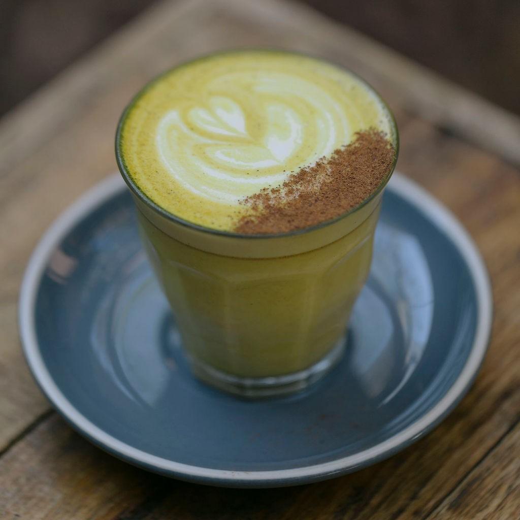 Turmeric Latte - Large