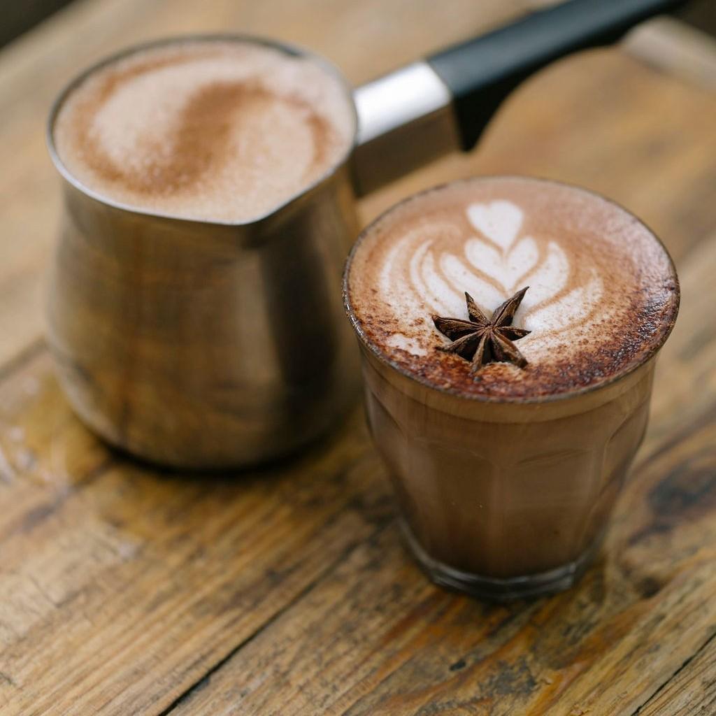 Chai latte - Large