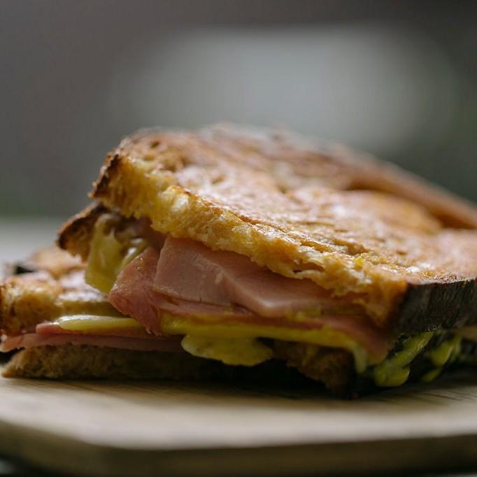 Ham & Cheese Toasty