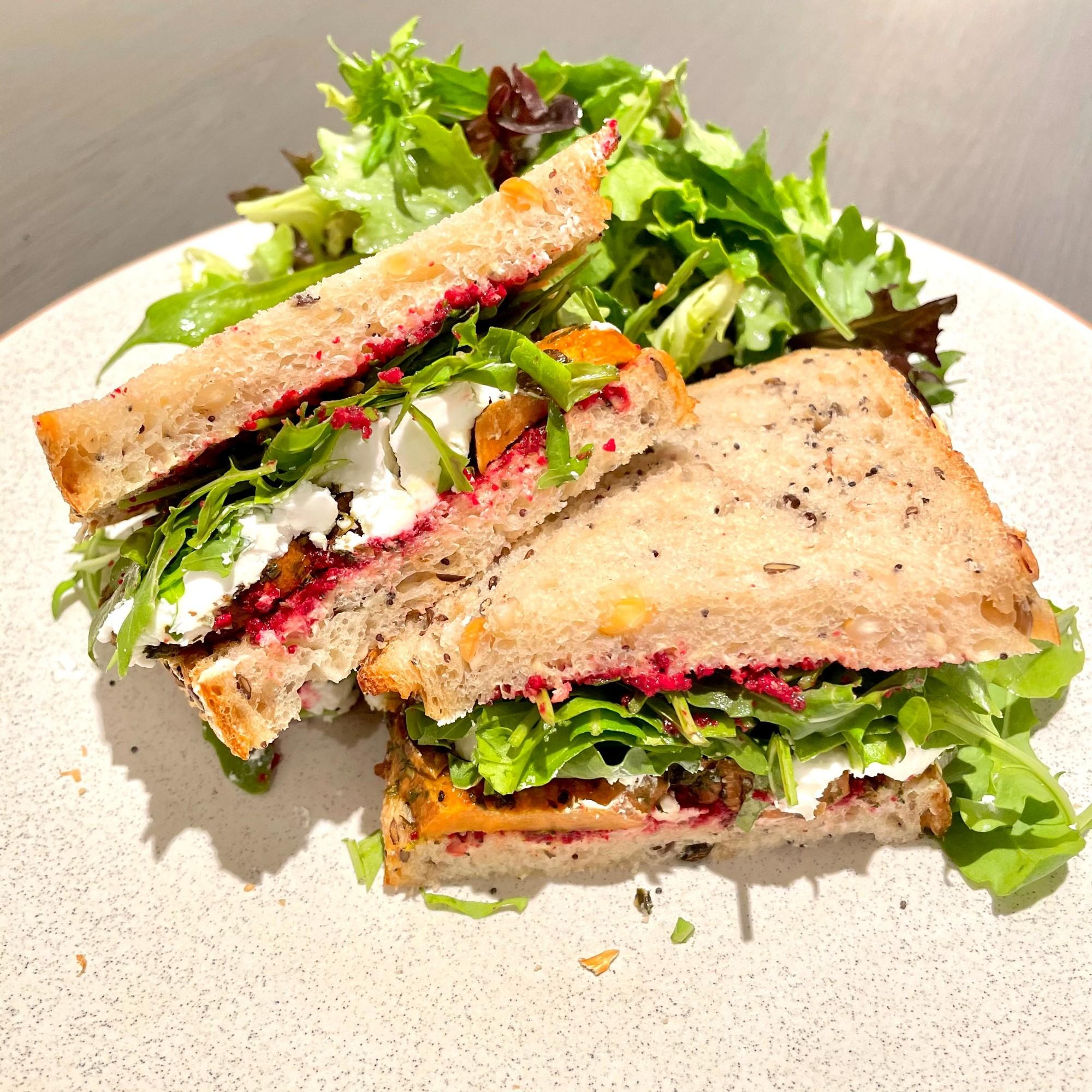 Veggie Lovers Sandwich