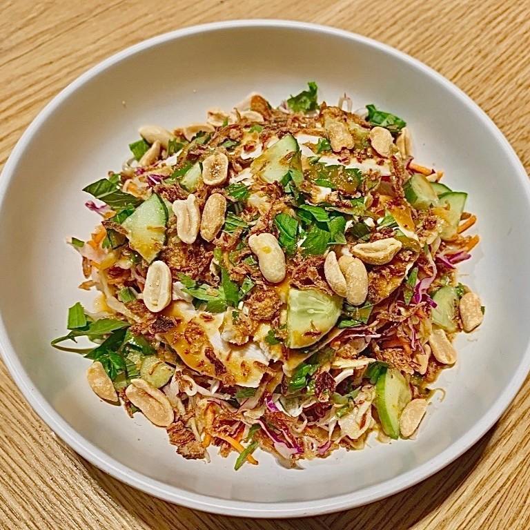 Asian Chicken Salad (GF)