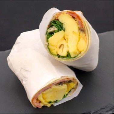 Breakfast Wrap (NEW)