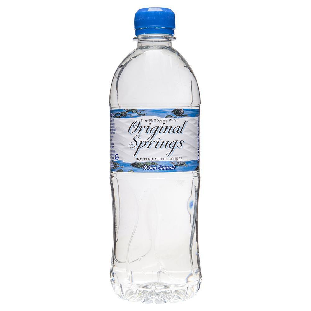 Water - Bottled