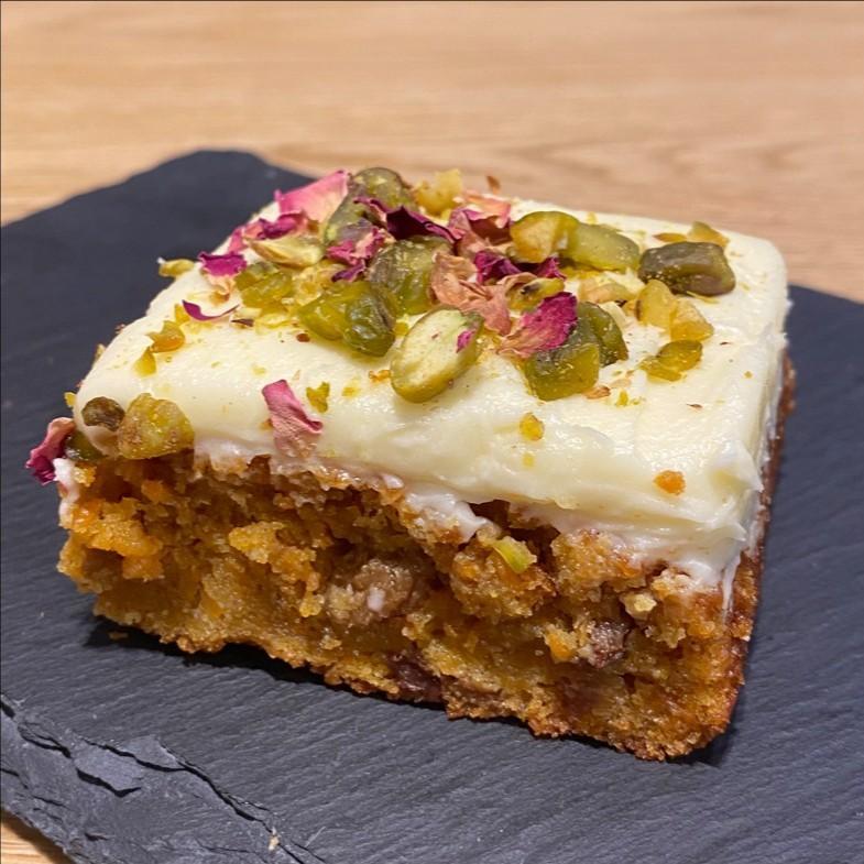 Mum's Carrot Cake