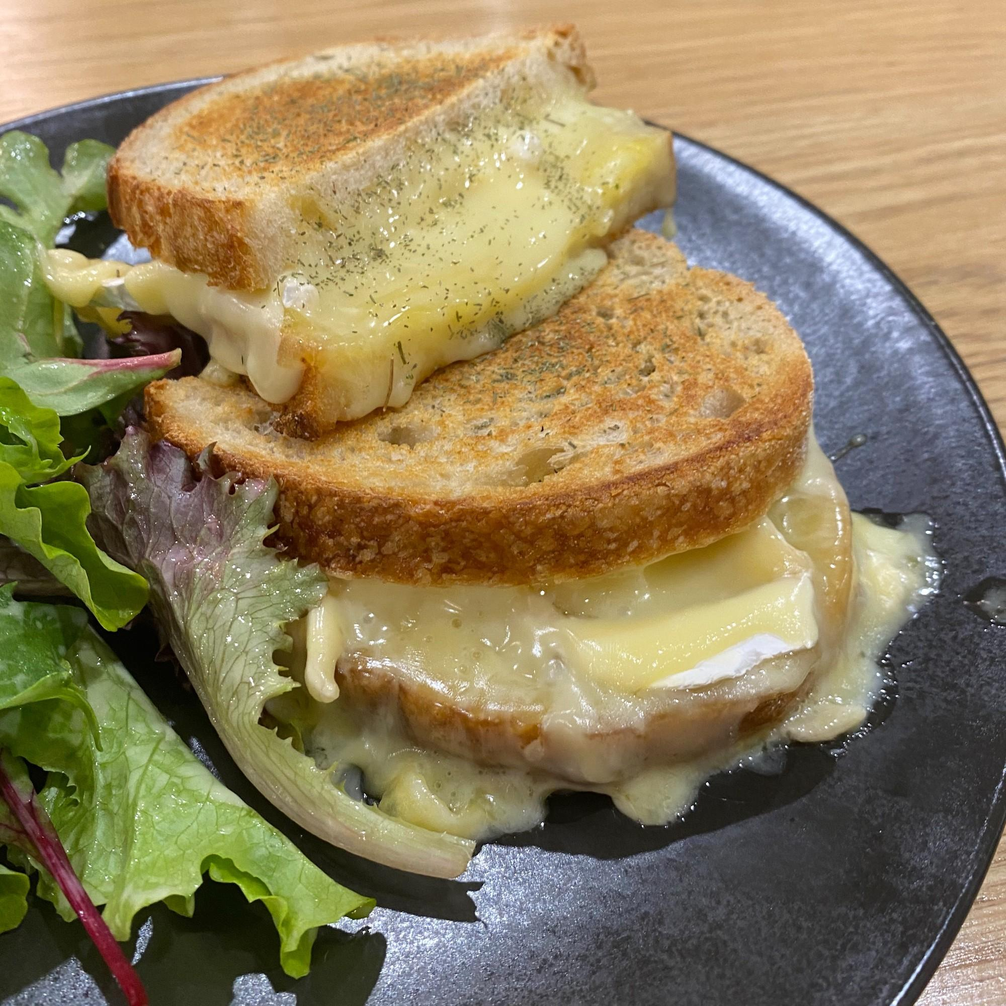 Ham, Cheese & Tomato Toastie