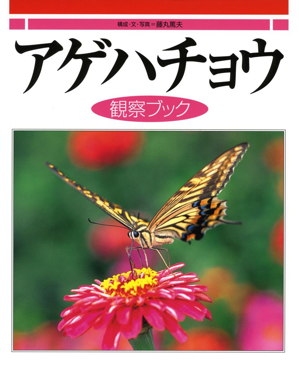 アゲハチョウ観察ブック
