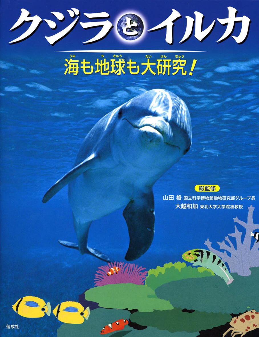 クジラとイルカ海も地球も大研究!