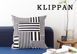 KLIPPAN/クリッパン/クッションカバーの画像