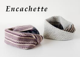 Encachette/アンキャシェット/スヌードの画像
