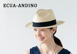 ECUA ANDINO/パナマハットの画像