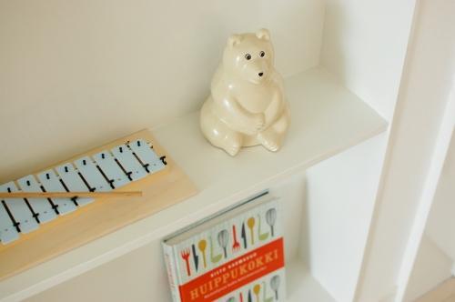【スタッフの愛用品】Polar Bear Money BOX/白くまの貯金箱