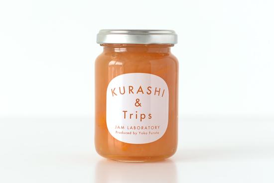 【入荷未定】金柑とりんごのジャムの商品写真