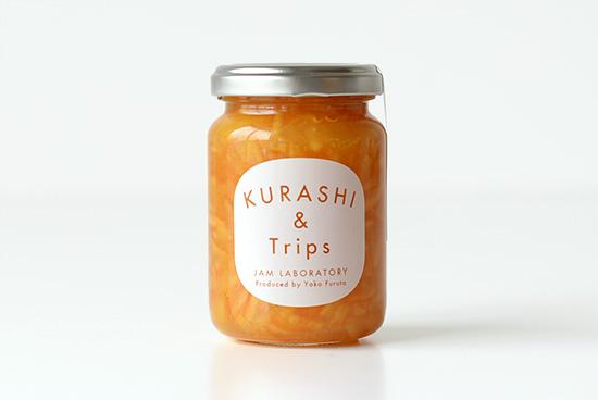 【入荷未定】樹成りネーブルオレンジのママレードの商品写真