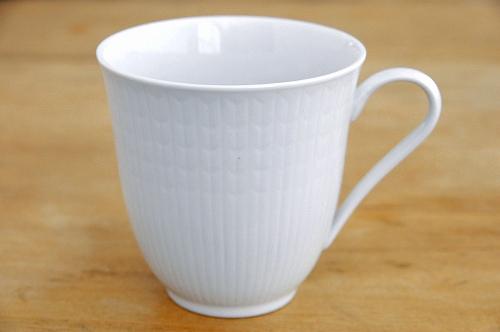 Rorstrand/ロールストランド/Swedish Grace/マグカップ/スノーホワイトの商品写真