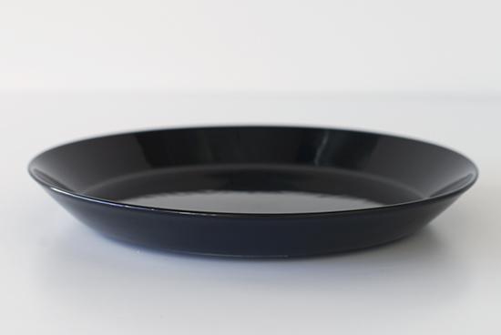iittala/イッタラ/Teema/ティーマ/プレート 26cm/ブラックの商品写真