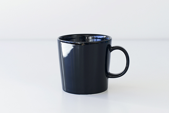 iittala/イッタラ/Teema/ティーマ/マグ 300ml/ブラックの商品写真
