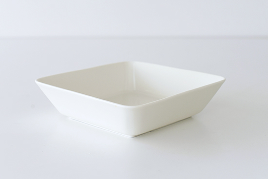 iittala/イッタラ/Teema/ティーマ/スクエアプレート/ホワイトの商品写真