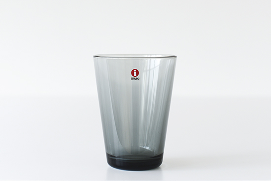 iittala/イッタラ/Kartio/カルティオ/ハイボール/グレーの商品写真