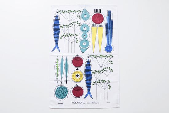 スウェーデン/Almedahls/アルメダールス/ピクニック/キッチンタオルの商品写真