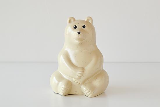 フィンランド/Polar Bear Money BOX/白くまの貯金箱の商品写真