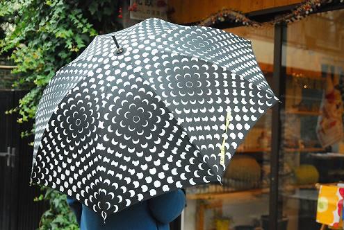 【次回5月入荷予定】lisbetfriis/リズベットフリース/傘/ブラックの商品写真