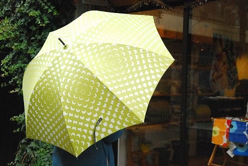 【次回5月入荷予定】lisbetfriis/リズベットフリース/傘/グリーンの商品写真