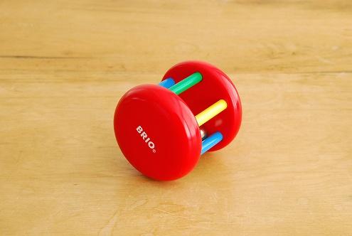 BRIO/ブリオ/おもちゃ/すずのガラガラの商品写真