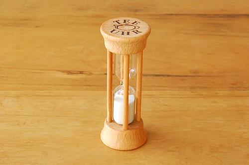 REDECKER/レデッカー社/ティータイマー(砂時計)の商品写真