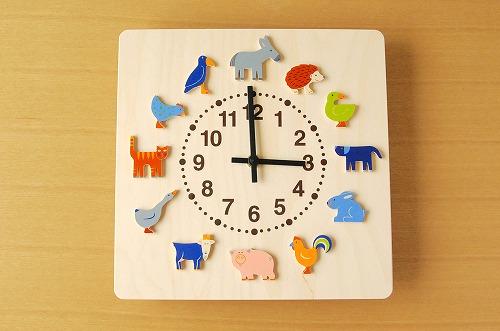 ドイツ/ヘラー社/時計(ヤーン動物)の商品写真