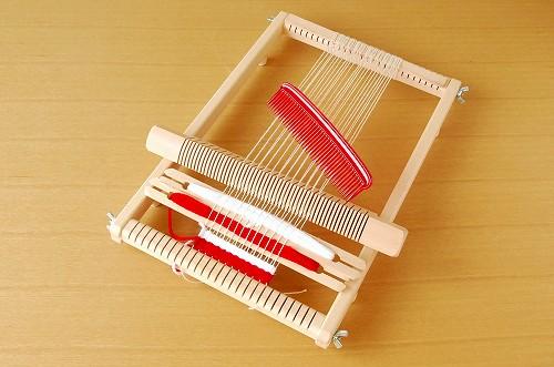 ドイツ/ニック社/イネス/布織り機の商品写真