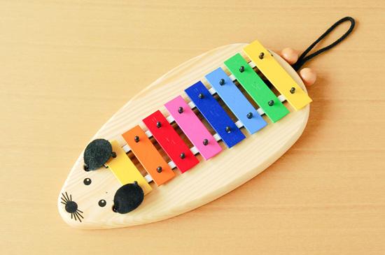 ドイツ/ゾノア社/ねずみの鉄琴(メタルフォン)の商品写真